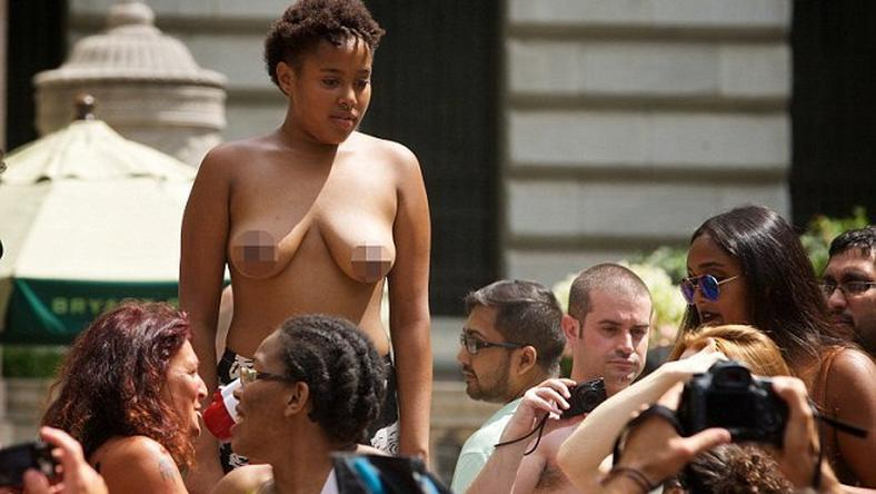 Naked women from around the world