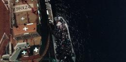Polscy marynarze uratowali uchodźców z Afryki!