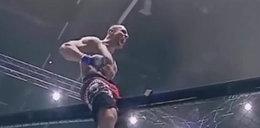 """Zwycięski debiut """"Trybsona"""" na gali MMA. Zobacz walkę! WIDEO"""
