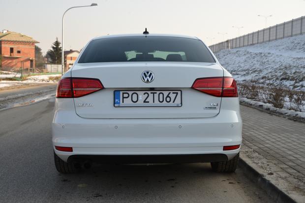 VW Jetta 1.4