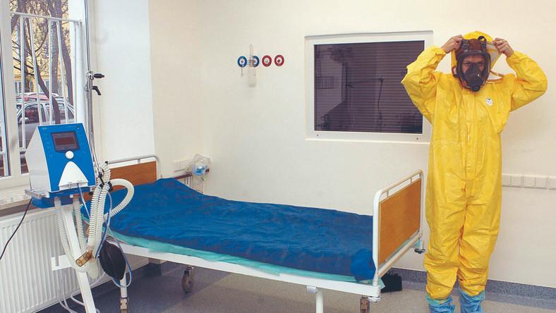 Szpital zakaźny