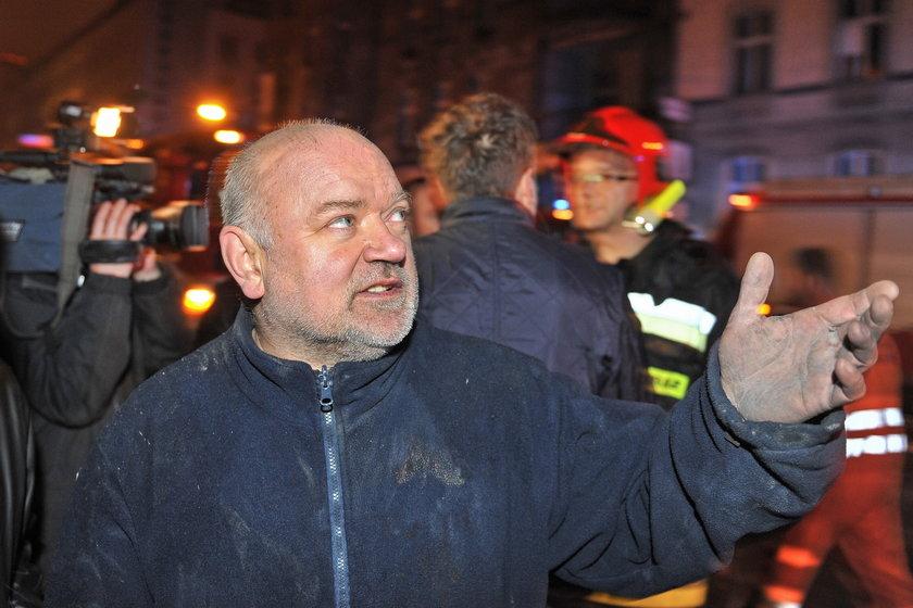 Katowice. Wybuch gazu przy zbiegu ulicy Chopina i Sokolskiej