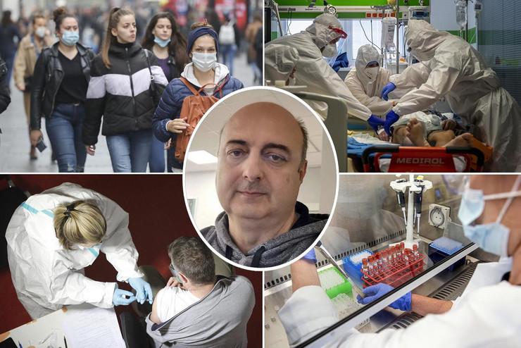 Kombo radiolog dr Ivković korona zablude