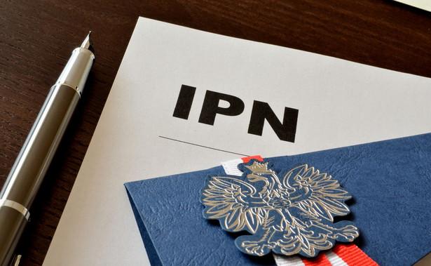 Oświadczenie Szarka zostało w poniedziałek opublikowane na stronie IPN.