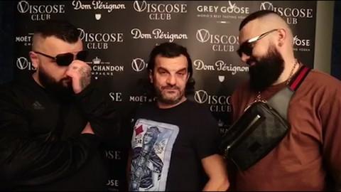Lukas, Džala Brat i Buba Koreli na urnebesan način najavili novogodišnji nastup! VIDEO