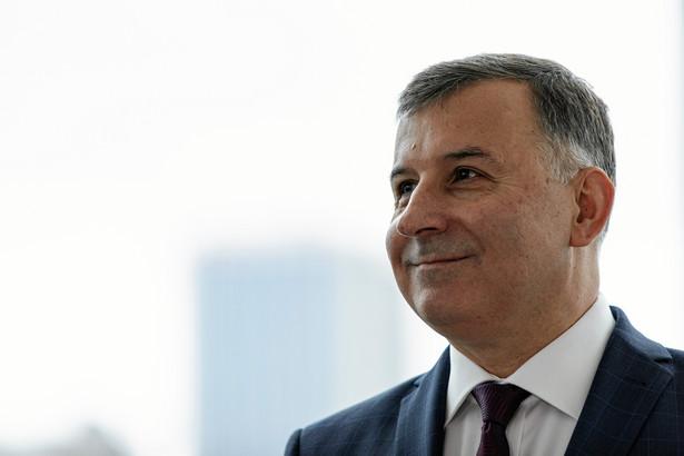 Zbigniew Jagiełło został prezesem PKO BP jesienią 2009 r. w czasach rządów PO-PSL