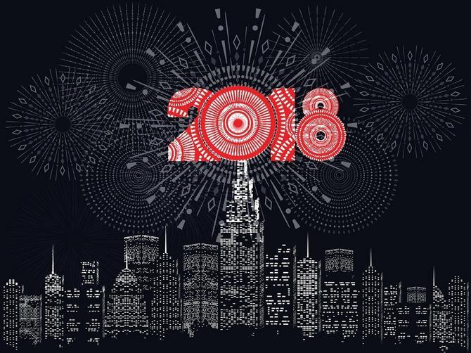 Ovo su tri NAJUZBUDLJIVIJE stvari koje čekaju svaki znak u 2018. godini: Vage neka se pripreme za LUDILO!