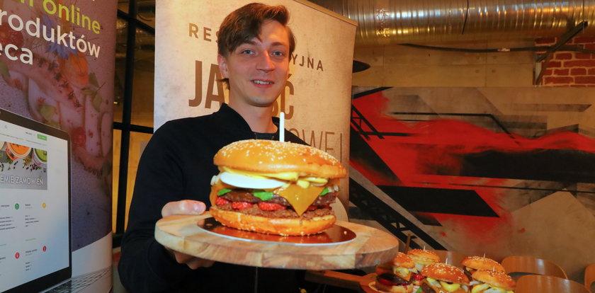 Burger Fest Jemy w Łodzi już od piątku! Sprawdź, co można zjeść