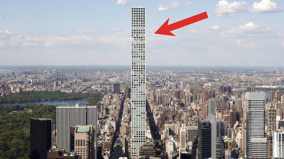 "Wiatr buja apartamentami w ""432 Park Avenue"". Patodeweloperka w USA"