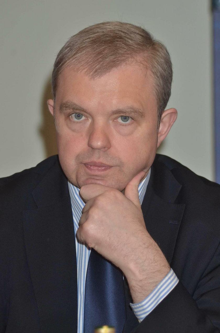 Andrzej Godlewski nie żyje. Dziennikarz miał 49 lat