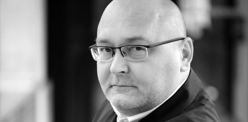 Krzysztof Liedel nie żyje