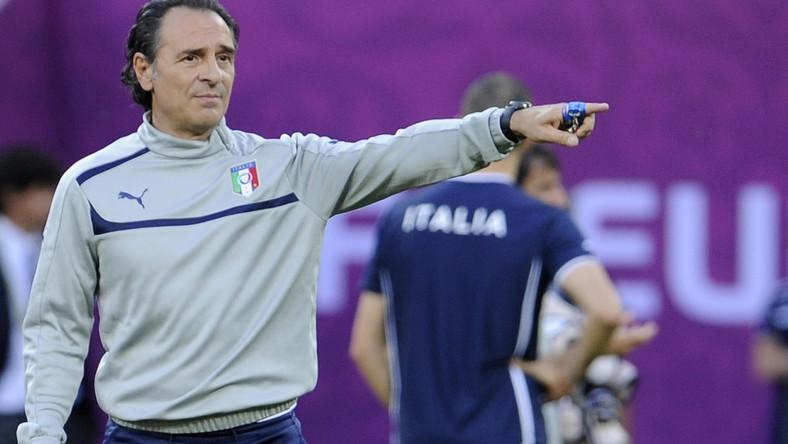 Prandelli: Mecz z Anglikami będzie wielki