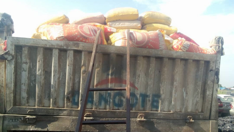 Navy impounds 502 bags of foreign rice, arrests 9 suspects/Image use for illustration purpose (NAN)