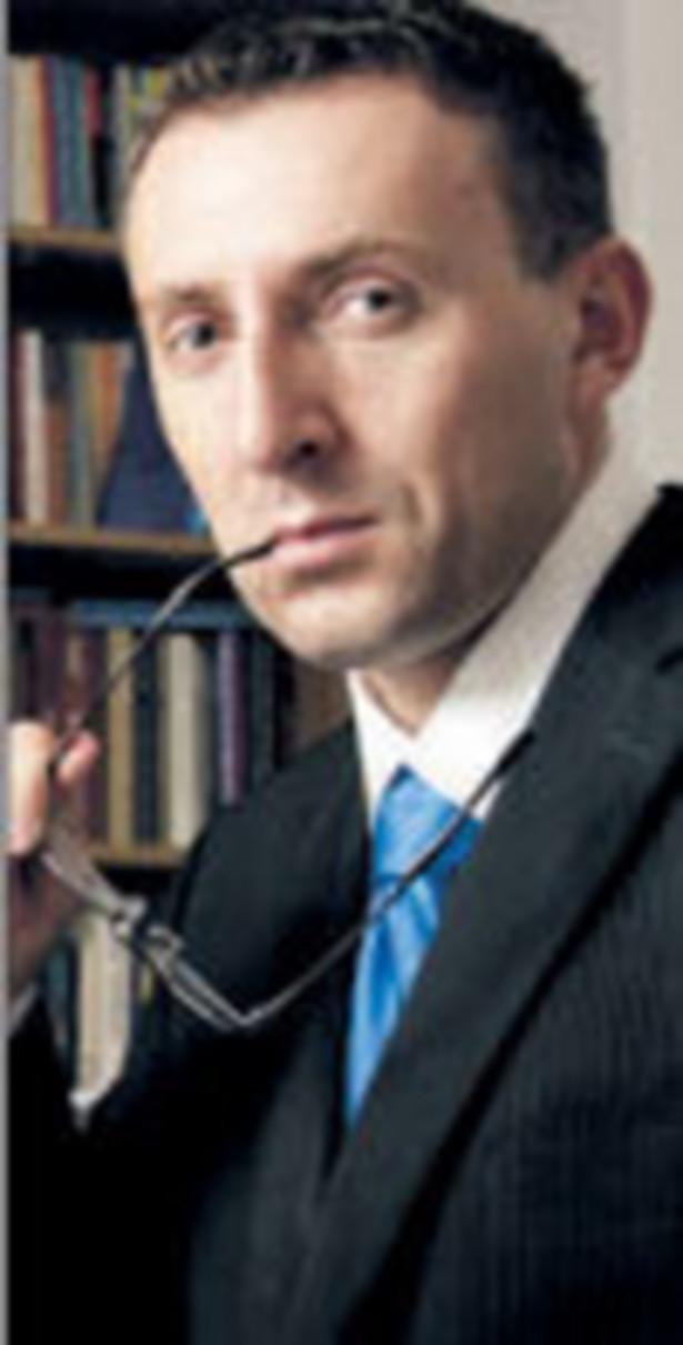 Marek Chmaj, profesor, konstytucjonalista z Wyższej Szkoły Handlu i Prawa