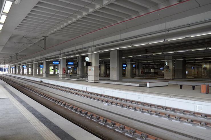 Prokop kao sastavni deo metroa