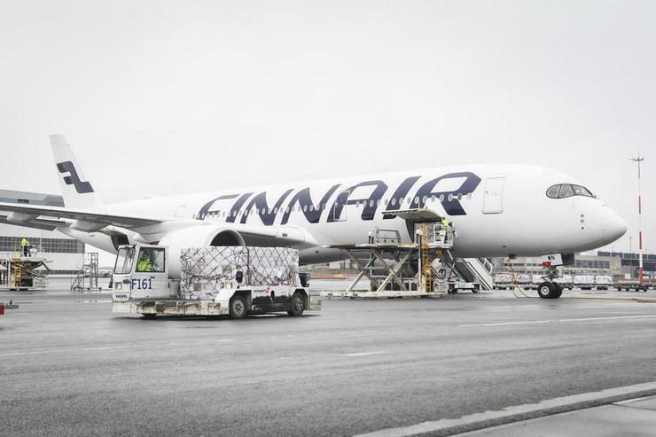 Aerodrom u Helsinkiju epa Kimmo Brandt