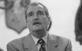 Nie żyje aktor Mieczysław Kalenik - filmowy Zbyszko z 'Krzyżaków'