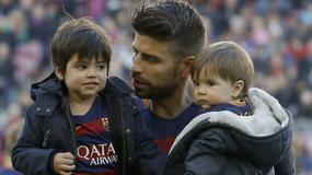 Młodszy syn Pique to cały ojciec
