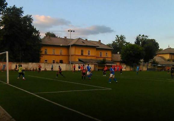 FK Željezničar i FK Rudar Prijedor