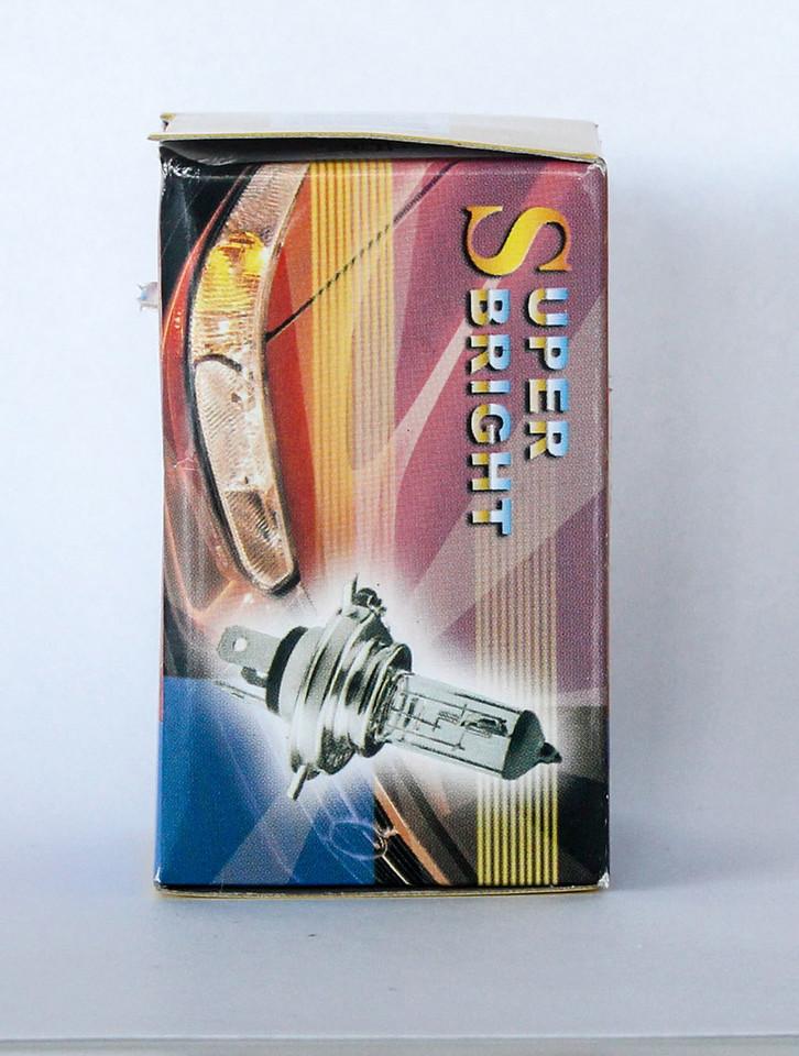 SuperBright Галогенная лампа цена 3,99 зл. / Шт.