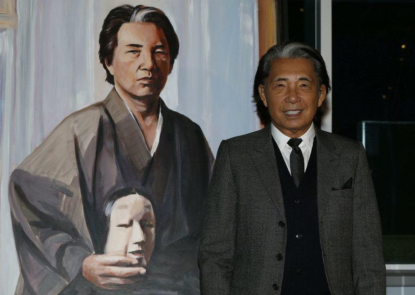 Kenzo Takada nie żyje
