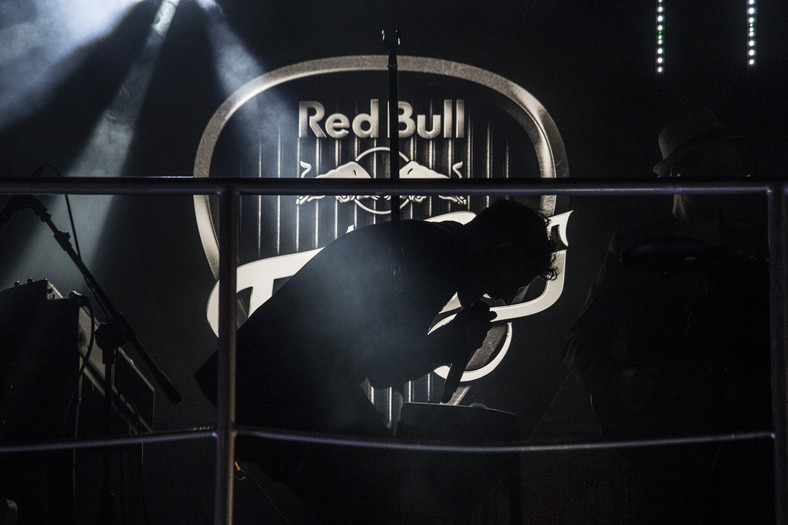 Red Bull Tour Bus: Dawid Podsiadło