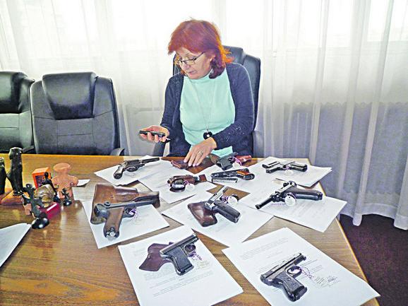 Ponosna na retku kolekciju: Direktorka muzeja Mira Ninošević