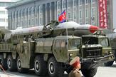 Severnokorejska interkontinentalna raketa KN-08 (Hwaseong-13)