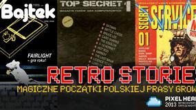 PIXEL HEAVEN 2013 - Początki prasy komputerowej w Polsce