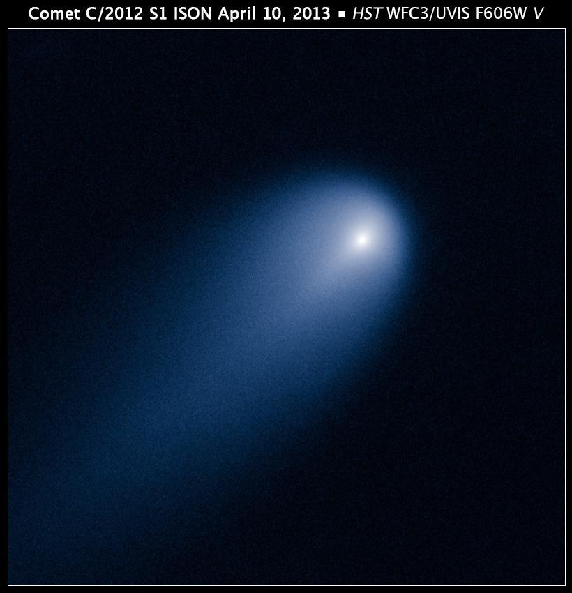Kometa C/2012 S1 ISON