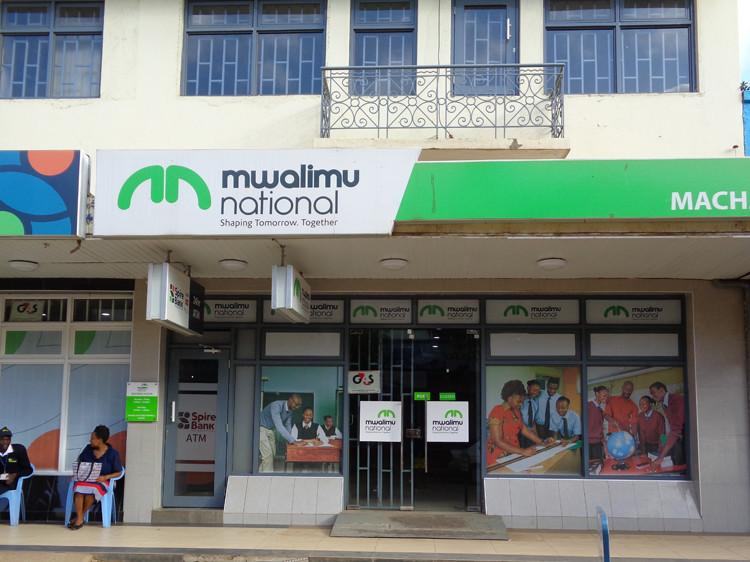 Mwalimu National Sacco Limited