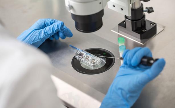 Leczenie niepłodności metodą in vitro