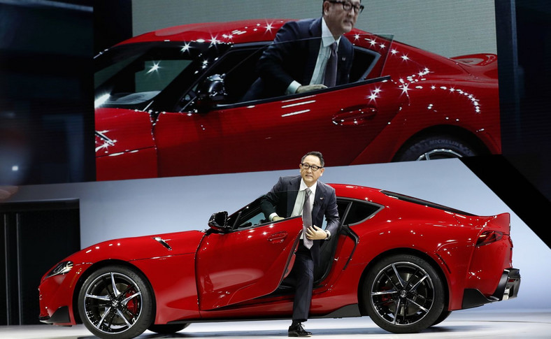Nowa Supra to pierwszy globalny model wyprodukowanym przez TOYOTA GAZOO Racing, czyli komórkę koncernu odpowiedzialną za tworzenie aut wyczynowych m.in. na potrzeby sportów motorowych