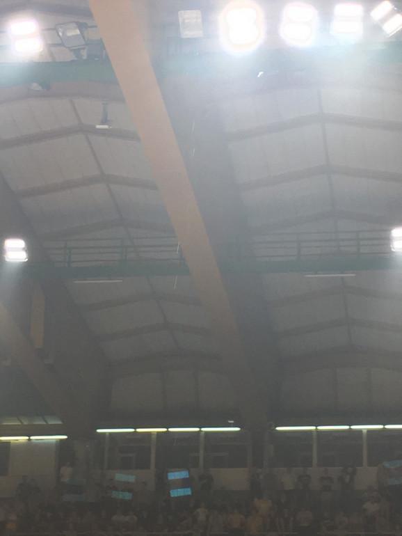 Prokišnjava krov hale