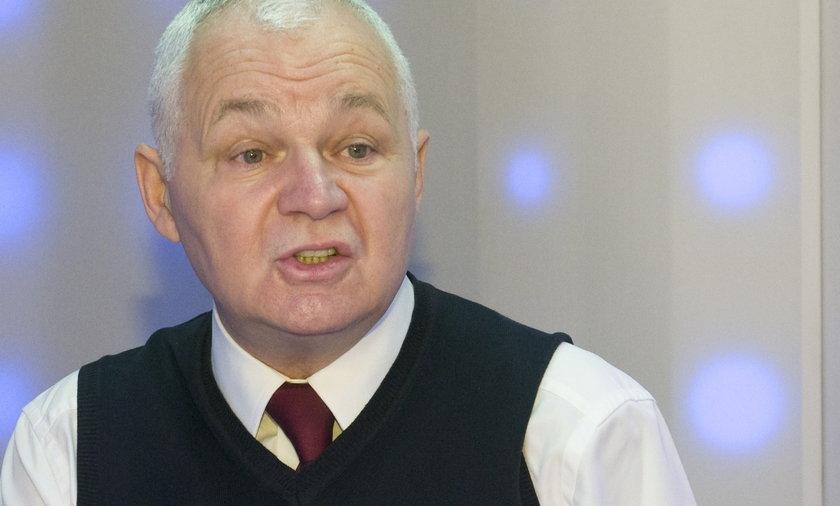 Jan Krzysztof Bielecki, były premier i doradca Donalda Tuska