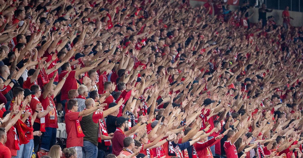 I liga: Widzew Łódź - kibice dumni po przegranych derbach - Sport