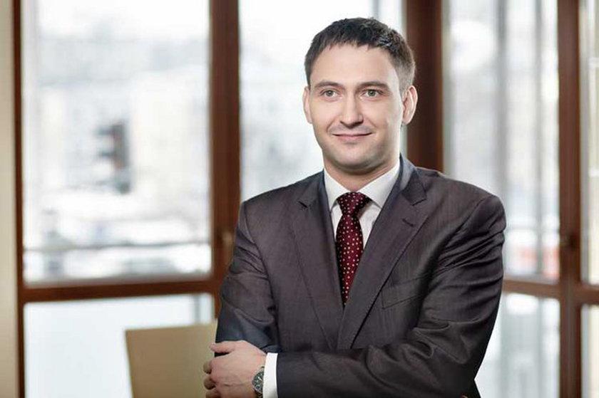 Marcin Kondracki był obrońcą Dariusza K.