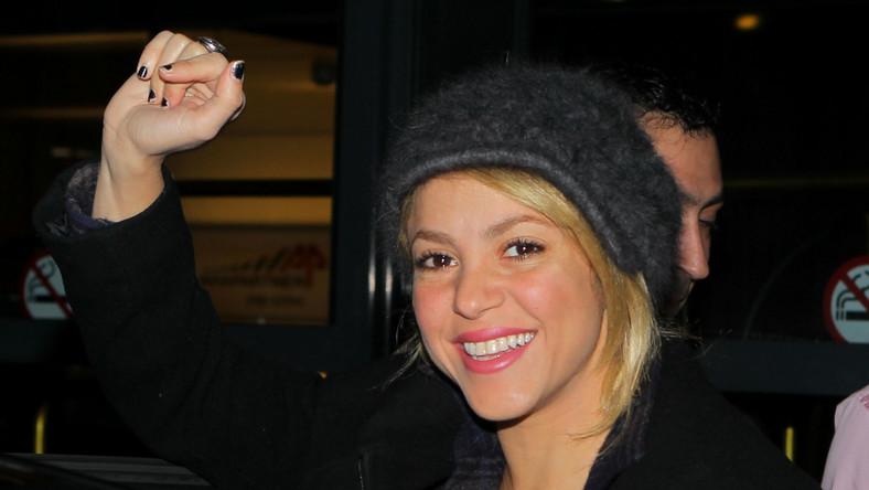 Shakira nagrała duet z Pitbullem