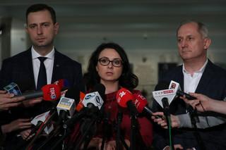 Politycy opozycji o udostępnieniu list poparcia do KRS: Symboliczne zwycięstwo, presja ma sens