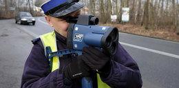 Policja używa radarów, które są w stanie pokazać, że porusza siędom