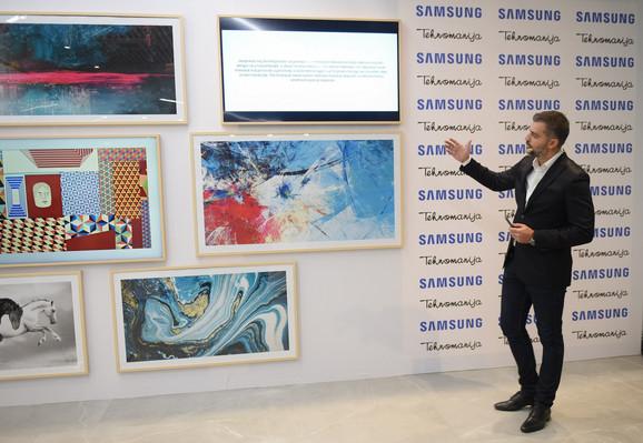 Ivan Jevđić, Samsung