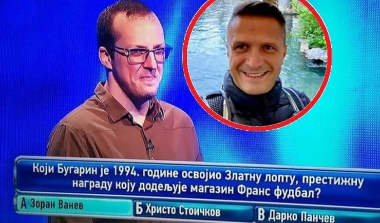 Zoran Vanev Potera
