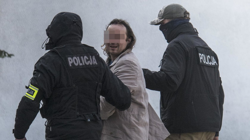 Porwanie Amelki. Ojciec dziecka opuścił areszt