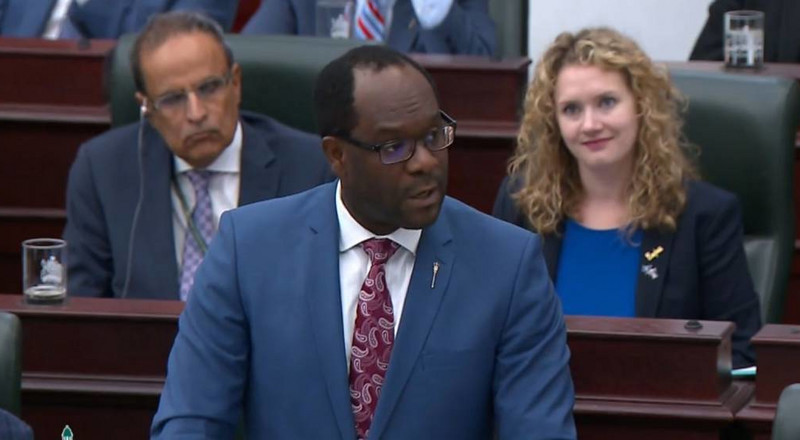Nigerian-born Canadian Minister supports #ENDSARS, says his cousin was killed by police