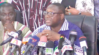Mahama is desperate for power because of Ghana's bauxite – Buaben Asamoah