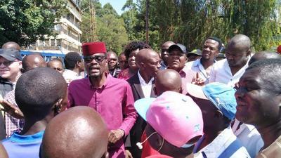 Tanga Tanga MPs go after CS Wamalwa as details of closed-door meeting with Gideon Moi emerge