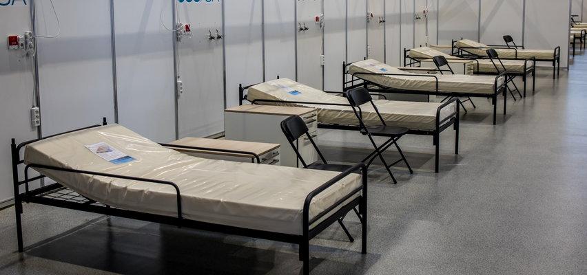Szpital polowy będzie czynny od 2 listopada