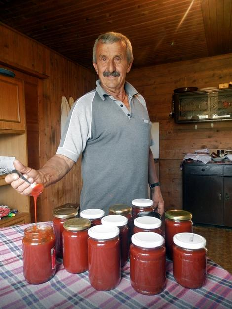 Dragan Kaplanović:Od plantažnog šipurka pravi se kvalitetan džem