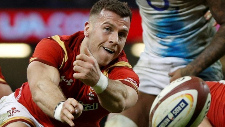 Gareth Davies is one of four Welsh players called up to bolster the British and Irish Lions squad