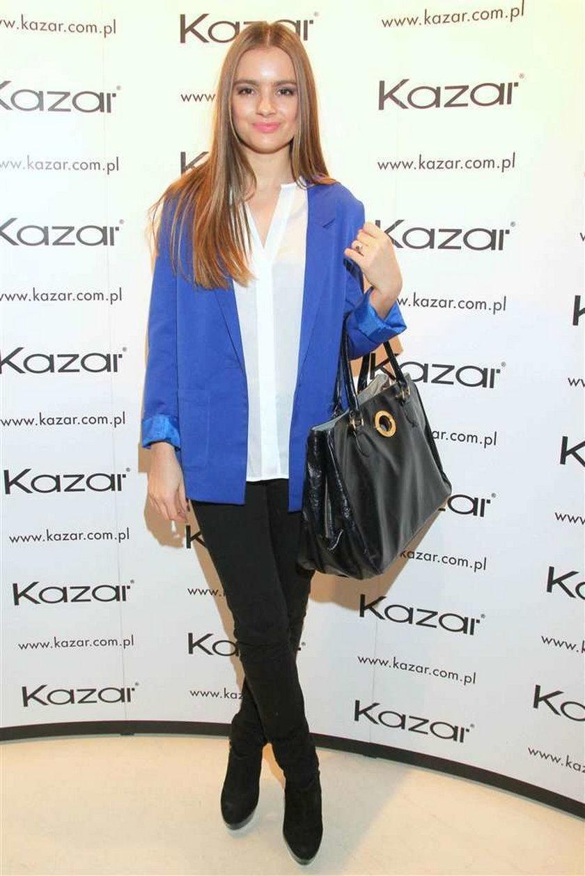 Buty Kazar wiosna lato 2012